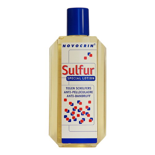 Novocrin Sulfur Lotion