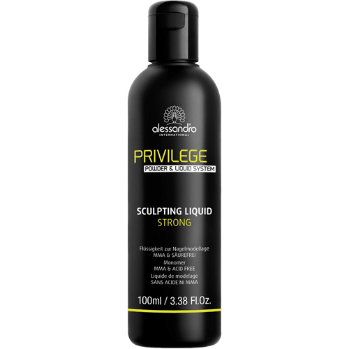 Privilege Sculpting Liquid Strong (Sert Tırnaklar Monomer)