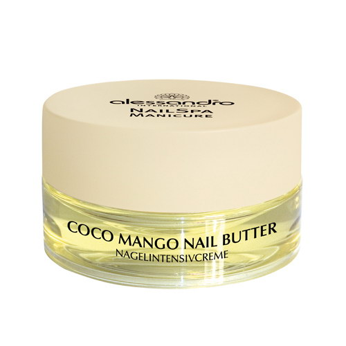Nail Spa Manicure Coco Mango Bail Butter
