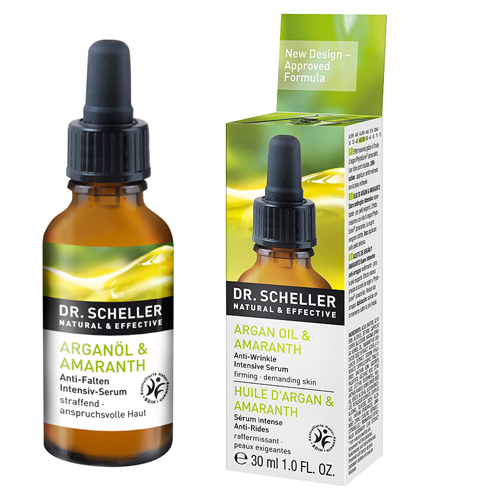 Dr Scheller Argan Oil & Amaranth Anti-Wrinkle Intensive Serum 30 ml