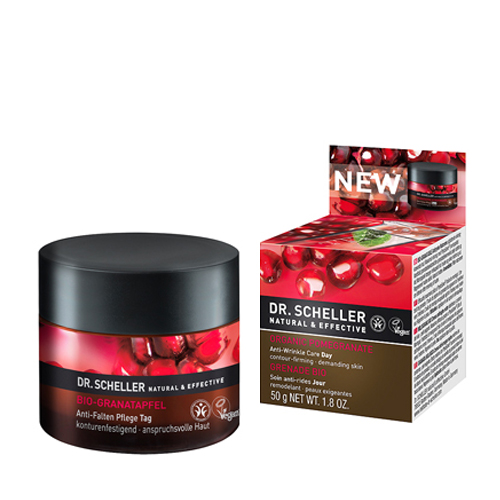 Dr Scheller Organic Pomegranate Anti-Wrinkle Care Day 50 ml