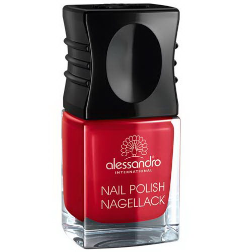 Nail Polish Secret Red 10ml