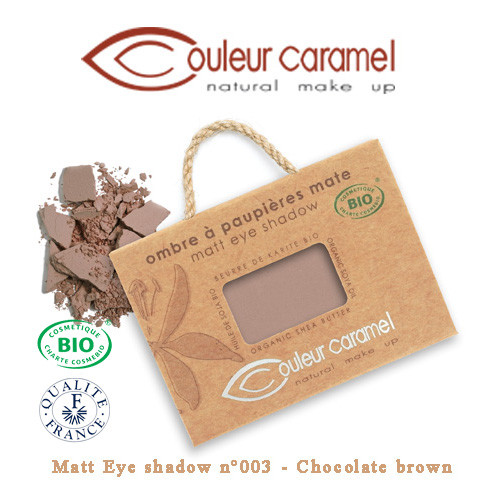 Couleur Caramel Matt Eye Shadow no