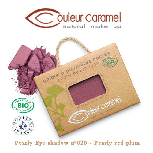 Couleur Caramel Pearly Eye Shadow