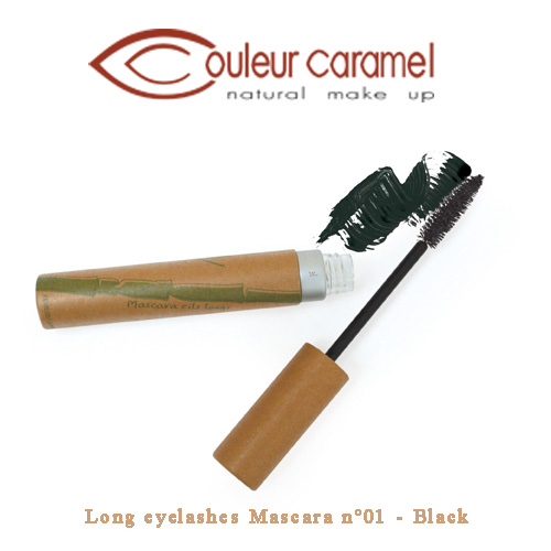 Couleur Caramel Long eyelashes Mascara