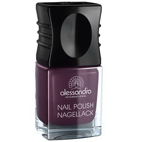 Nail Polish Dark Violet 10ml
