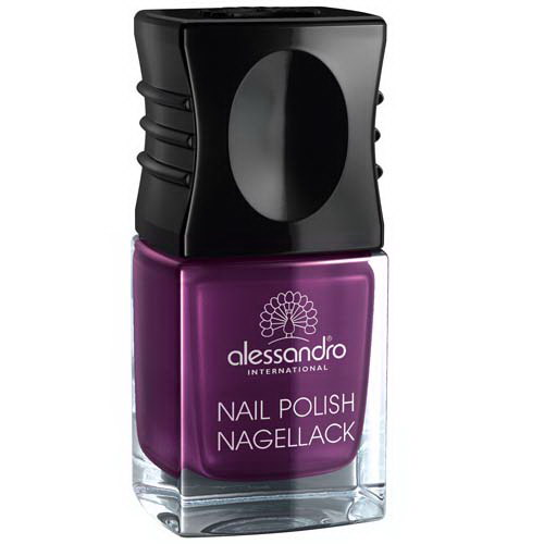 Nail Polish Pearly Violett 10ml