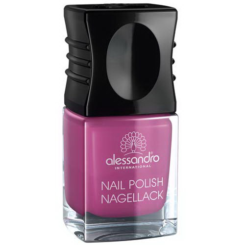Nail Polish Vibrant Fuchsia 10ml