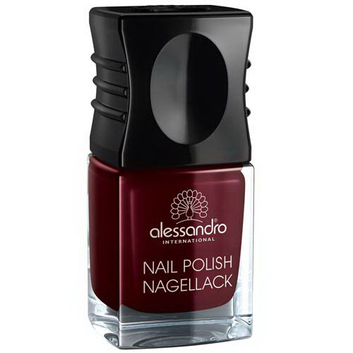 Nail Polish Midnight Red 10ml