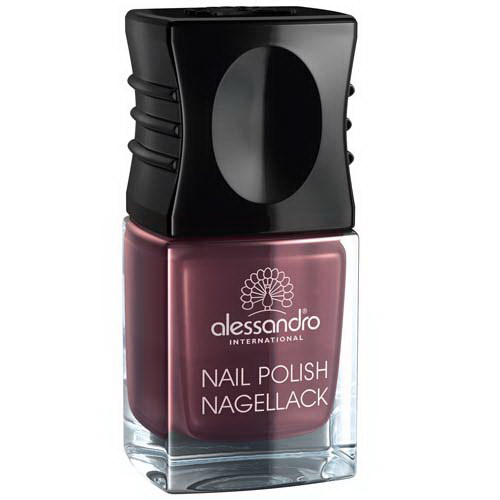 Nail Polish Dark Rubin 10ml