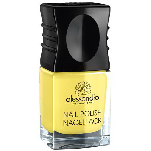 Nail Polish Sparkling Lime 10ml