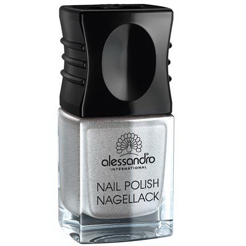 Nail Polish Silver Moon 10ml