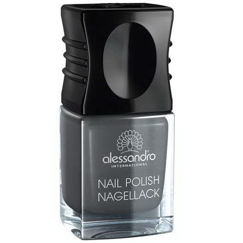 Nail Polish New York Grey 10ml
