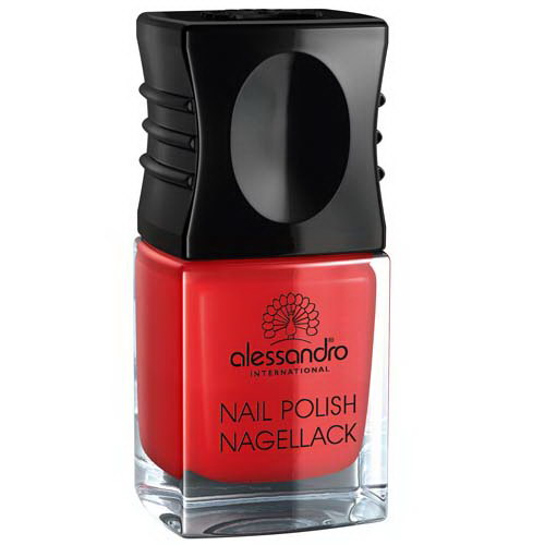 Nail Polish Classic Red 10ml
