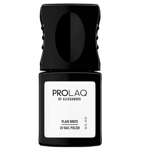 Praloq Plain White 101