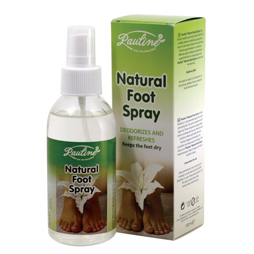 Pauline Naturel Ayak Spreyi 150 ml.